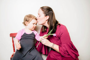mother and daughter portrait, Mother's Day Minis at Christina Wesley Photography in West Hartford CT